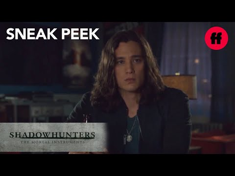 Shadowhunters   Season 3, Episode 7 Sneak Peek: Maia Is Shocked To See Kyle   Freeform