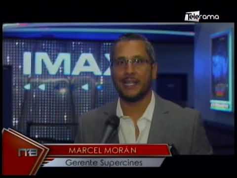 Supercines lanzó en Guayaquil proyecto dirigido a niños en formato Imax 3D