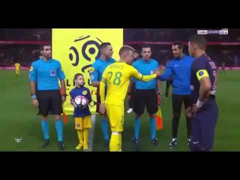 PSG vs Nantes 1-0 All Goals & Highlights 22/12/18 HD