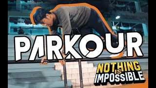 Video Parkour Mah Gampang  | Nothing Is Imposible #2 MP3, 3GP, MP4, WEBM, AVI, FLV Desember 2017