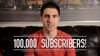 100,000 Subscriber Special! - And Big Announcement!