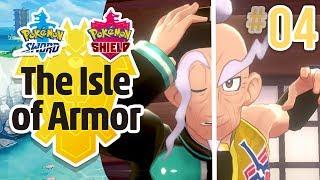 MUSTARD'S TEST!! | Pokemon Isle of Armor DLC (Episode 4) by Tyranitar Tube