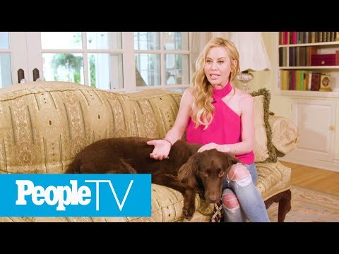 Olympic Skating Champion Tara Lipinski Talks About Her Furry Friend Dublin   Puparazzi   PeopleTV