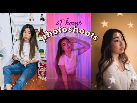 📸at home photoshoot ideas (take instagram pics w me in quarantine) | JENerationDIY