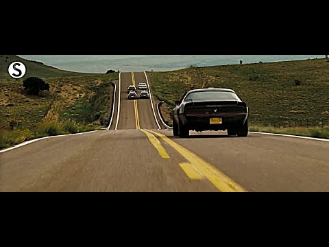 The Hitcher 2007 Police Chase