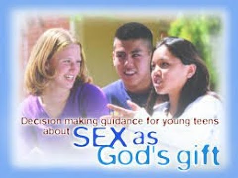 Decision Making Guidance for Young Teens About Sex as God's Gift | Full Movie | Mary Ronan