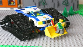 Video LEGO Cars experemental fire truck, police car and dump truck Video for Kids MP3, 3GP, MP4, WEBM, AVI, FLV Januari 2019