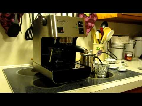 Starbucks Barista Espresso Machine Demonstration – For Sale  on Ebay