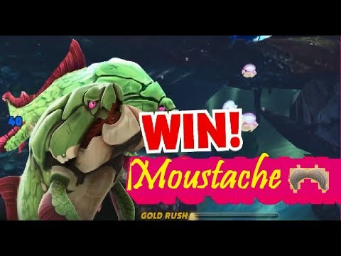 Win Premium Moustache ! Harbor Map Live Contest - Hungry Shark Word
