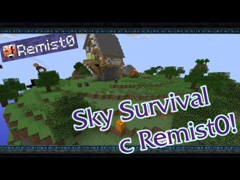 ЭТО ПАРКУР! Minecraft. Sky Survival.