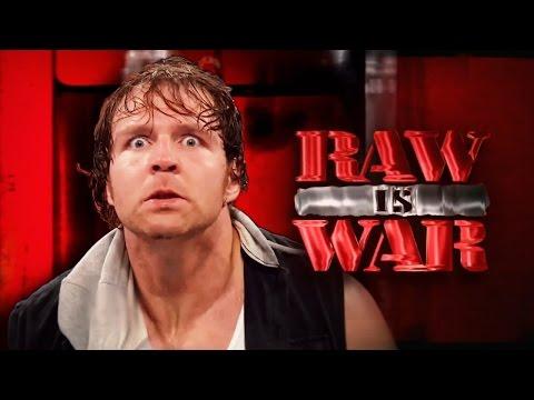 WWE Raw is War 1999 Intro Remake