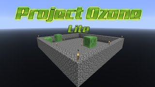 Project Ozone Lite - SLIMEY [E11] (HermitCraft Server Modded Minecraft Sky Block)
