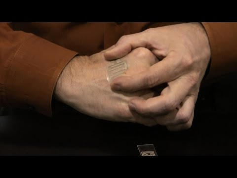 Heat and motion-powered wearable electronics for improved health – CES 2015