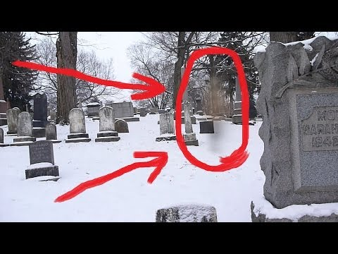 Hidden Ghost Images Caught On Tape!  Find Them!