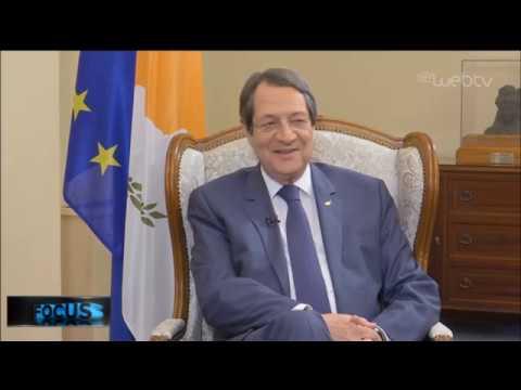 Focus – Νίκος Αναστασιάδης | 23/05/2019 | ΕΡΤ