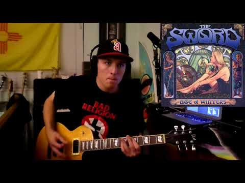 Freya (The Sword)- Guitar Cover