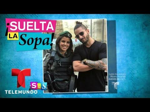 Notícias dos famosos - Maluma provocó fuertes criticas en medio oriente  Suelta La Sopa  Entretenimiento