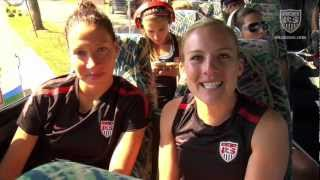 Rochester (IN) United States  City pictures : U.S. WNT Back on the Field in Rochester