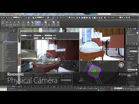 3ds Max is bigger and better than ever. (video: 1.52 min.)