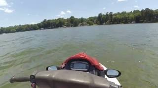 7. 2004 Kawasaki STX-15f - Lake Oconee - June 7, 2016
