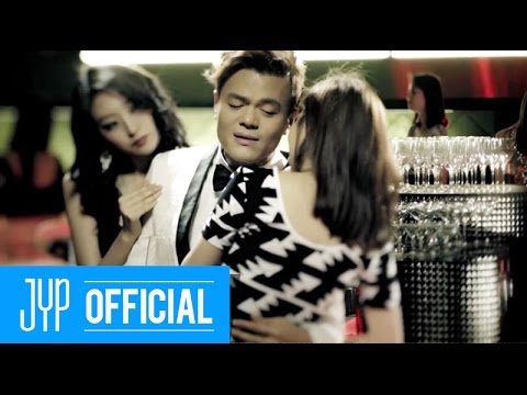 안겨서 - J.Y. Park's come back with the pre-release of