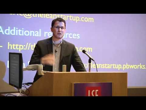 start up - Speaker(s): Eric Ries Chair: Dr Linda Hickman Recorded on 12 January 2012 in Sheikh Zayed Theatre, New Academic Building. Most new businesses fail. But most ...
