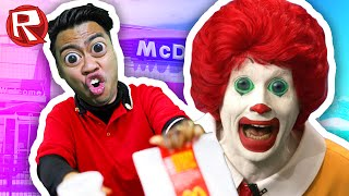 Video I OWN MCDONALDS! | Roblox MP3, 3GP, MP4, WEBM, AVI, FLV Januari 2018