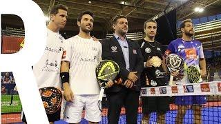 video Resumen Semifinal Paquito Sanyo vs Quiles Diaz   A Coruña Open 2016