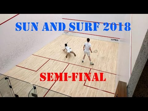How many match balls will it take!? - Semi-Final Highlights - Toth vs. Picken - Squash