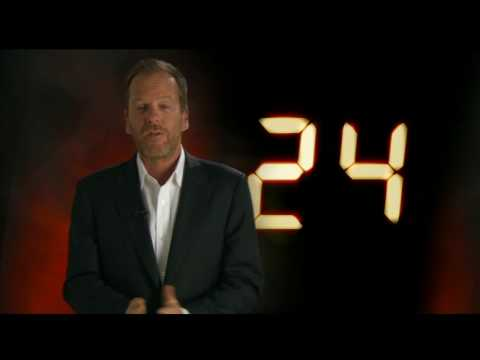 twentyfourspoilers - Kiefer Sutherland thanks fans in a nice video introduction before the 24 series finale. http://www.24spoilers.com Like us on Facebook: https://www.facebook.c...