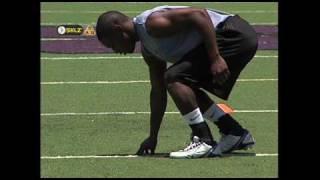 【反応速度や体の素速い動きに!】NFL選手も行うアジリティトレーニング