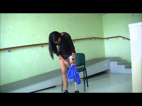 Mise en place prothèse avec parachute- MARCENAC DUCROS.wmv