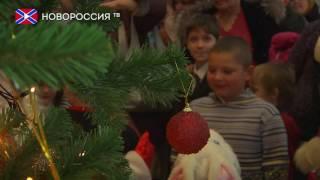 В городах ДНР откроется 36 Новогодних елок