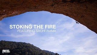 Stoking the Fire 9b (5.15b) - Sachi Amma - Petzl by Petzl Sport
