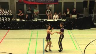 Klara Baitinger - Nico Ellinger - 30. Herbstmeisterschaft 2014