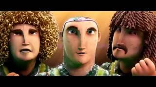 Underdogs (Aka: The Unbeatables) (2015) Animation Movie Trailers