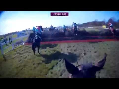 Head cams: banned in eventing, approved in racing [VIDEO]