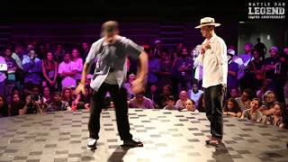 Cruzito vs Fire Bac – Battle BAD 2k17 LEGEND POPPING TOP 8