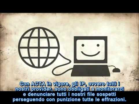 acta: l'unione europea imbavaglia internet!