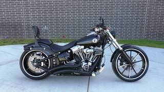 1. 037860   2015 Harley Davidson Softail Breakout   FXSB   Used motorcycles for sale