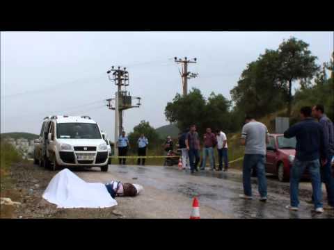 Muğla'da cinayet 27 Mayıs 2015