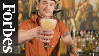 BlackTail NYC's Jess Vida shows us his take on the Nacional, a tropical rum cocktail.Subscribe to FORBES: https://www.youtube.com/user/Forbes?sub_confirmation=1 Stay ConnectedForbes on Facebook: http://fb.com/forbesForbes Video on Twitter: http://www.twitter.com/forbesvideoForbes Video on Instagram: http://instagram.com/forbesvideoMore From Forbes:  http://forbes.com Forbes covers the intersection of entrepreneurship, wealth, technology, business and lifestyle with a focus on people and success.