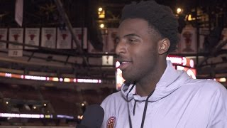 Mitchell Robinson Interview with Draft Express