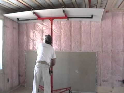 drywall lift harbor freight