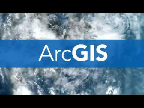 What Is ArcGIS?