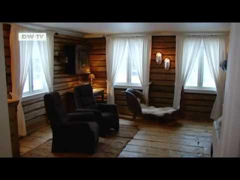 Norwegische Bau- und Wohnkultur: die Holzhäuser von Trysil | euromaxx