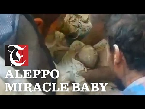 Miracle Baby in Aleppo