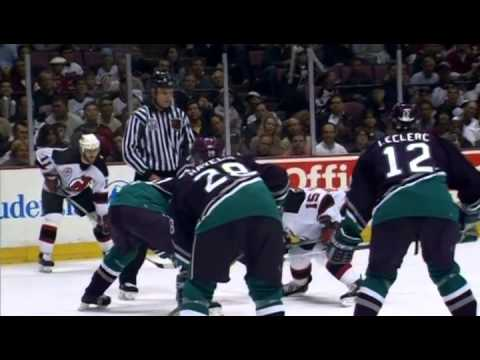 Anaheim Ducks - Mighty Ducks of Anaheim film on their first Stanley Cup Finals run in the 2002-2003 season. Mighty Ducks would fall short in 7 games to the New Jersey Devils...