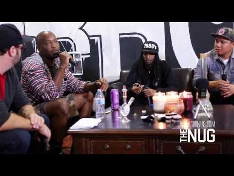 Hieroglyphics (Pep Love + A-Plus) Interview At TheNug Part One