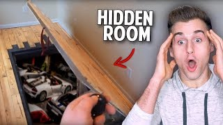 Video People Who Found Hidden Rooms In Their House! MP3, 3GP, MP4, WEBM, AVI, FLV Desember 2018